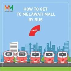 Melawati Mall bus