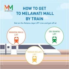 Melawati Mall lrt