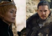 Jon Snow Cersei Lannister