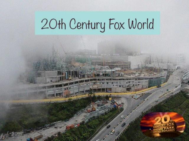 20th Century Fox World Theme Park