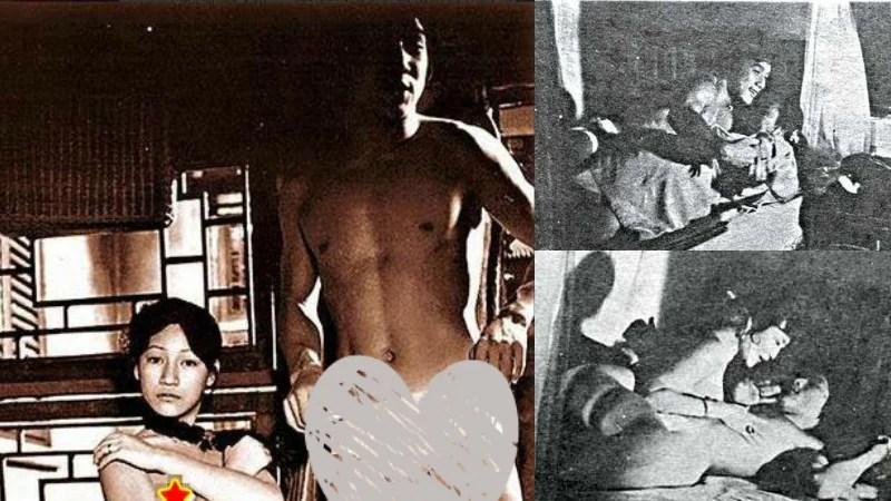 Jackie Chan film porno
