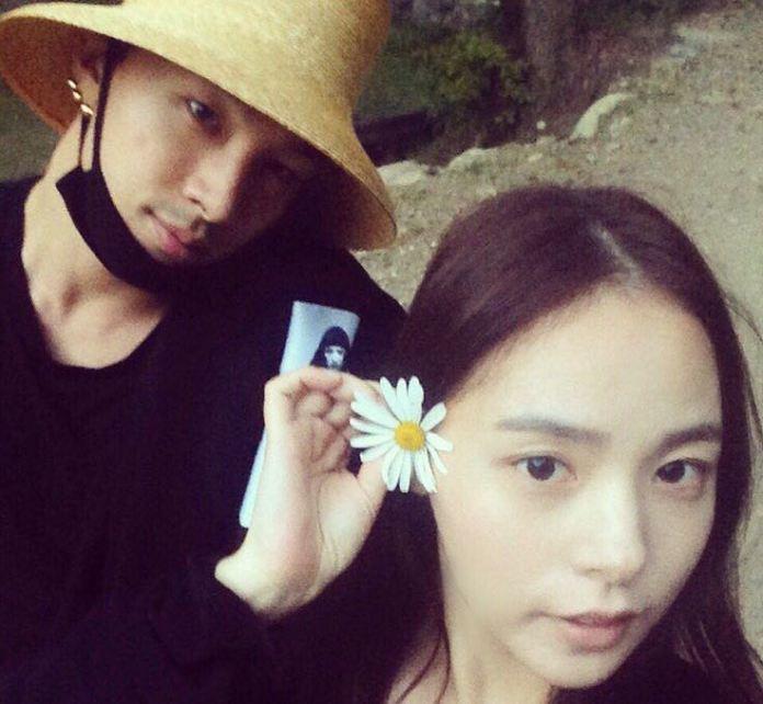 Taeyang Min Hyo Rin
