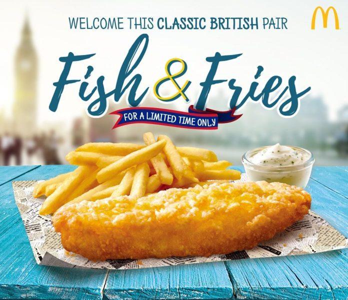 McDonald's Fish & Fries