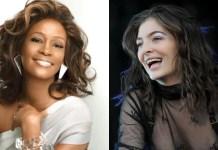 Lorde Whitney Houston