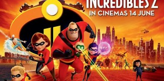 Incredibles 2 Contest
