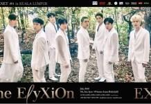 EXO Concert Tickets
