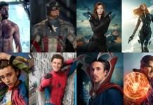Hollywood Stars Avengers