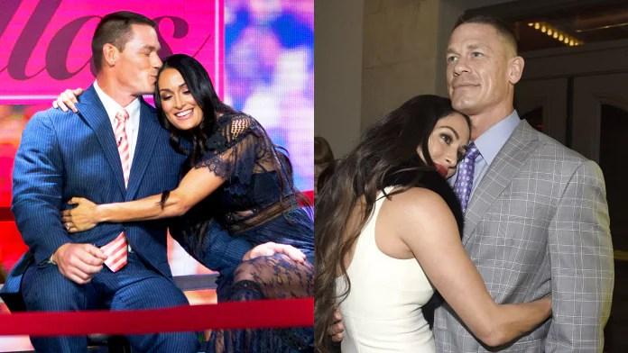 John Cena And Nikki Bella Call Off Wedding.John Cena Nikki Bella Rekindle Romance After Calling Off