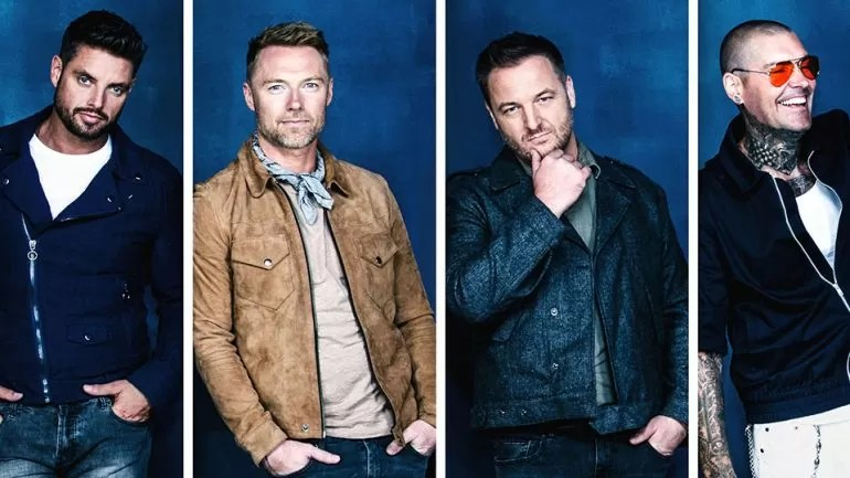 Contest: Win Concert Tickets To Watch Boyzone Live In Malaysia