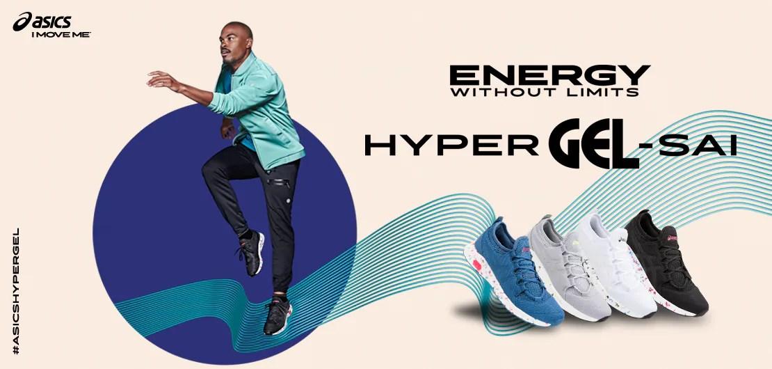 eea2ea000e Asics Launches The New Street Style HyperGel-Sai & HyperGel-Kan