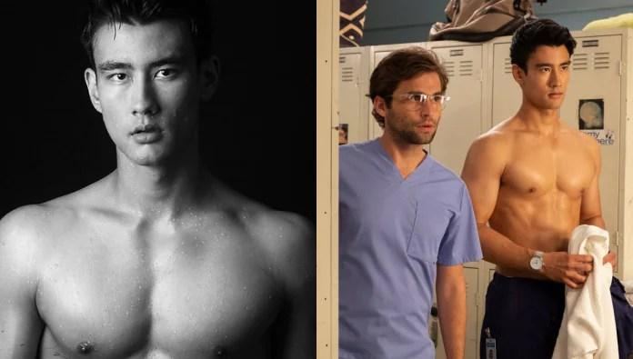 Model gay asia