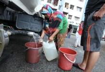 Water Disruption