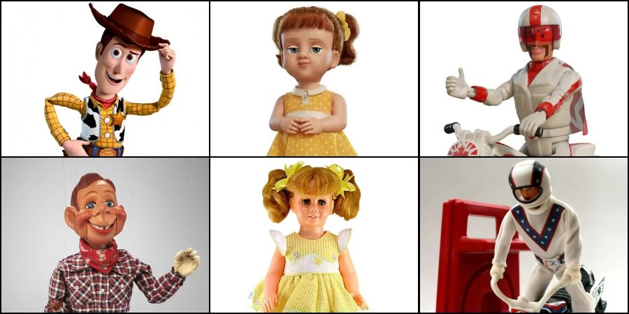 7 Toy Story 4 Characters Inspired By Real Vintage Toys Hype Malaysia