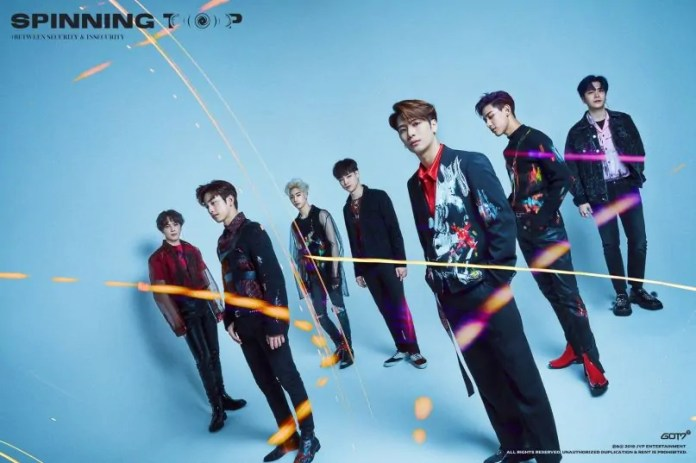 GOT7 To Bring Keep Spinning World Tour To Malaysia In 2020