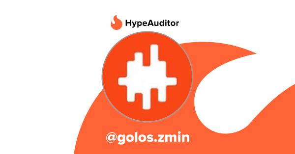 Партія «Голос» – HypeAuditor report for Instagram account ...