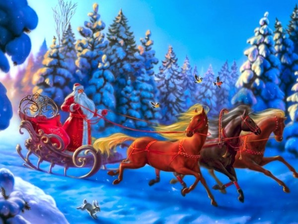 Картинки для детей на Новый год 2019 » Портал современных ...