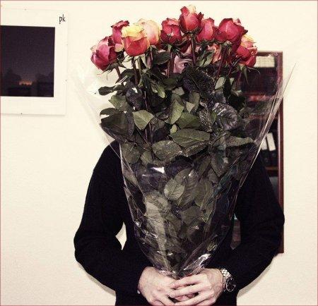 Фото парни с цветами без лица на аву » Портал современных ...