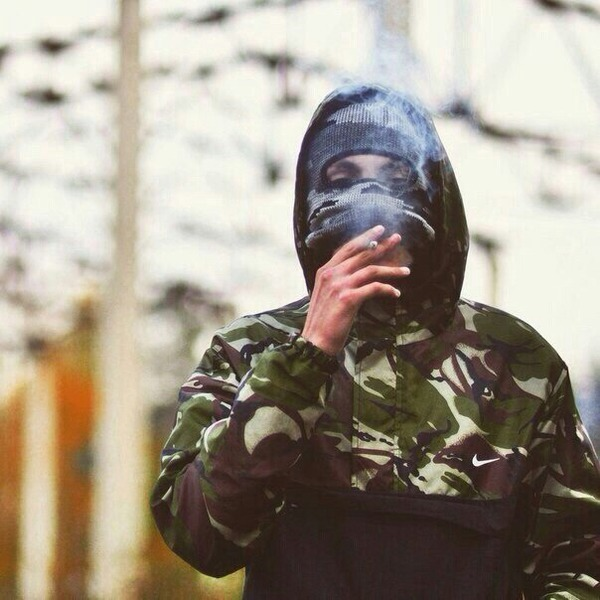 Фото парни в балаклаве и сигаретой на аву » Портал ...