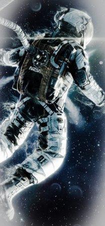 Красивые фото космонавтов на заставку телефона » Портал ...