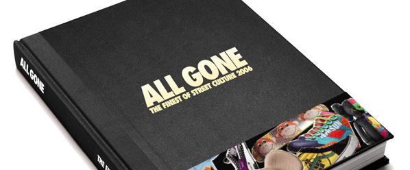 All Gone Book