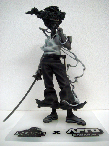 afro samurai x xlarge figure