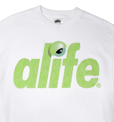 alife monsters t shirt