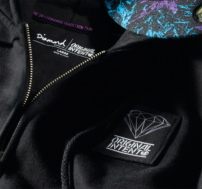 diamond supply co x dvs original intent pack