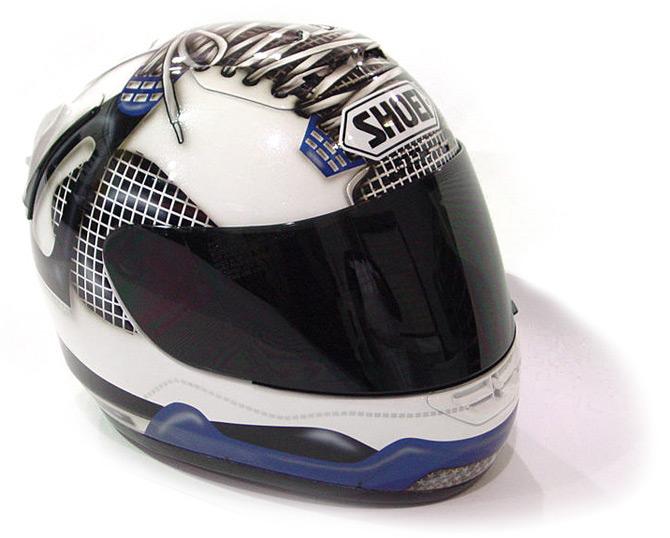 team 23 racing helmets