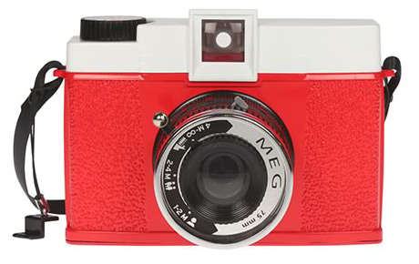 the white stripes x lomography