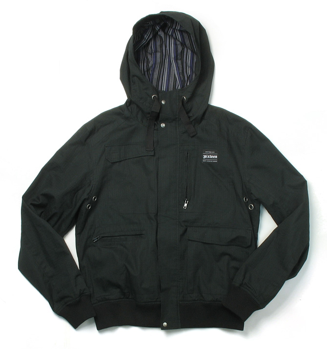 3sixteen 2007 holiday cut sew outerwear collection