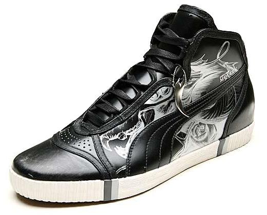 alexander mcqueen x puma footwear