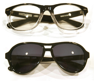 bounty hunter 2007 fallwinter sunglasses collection