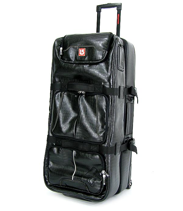 burton crocodile luggage