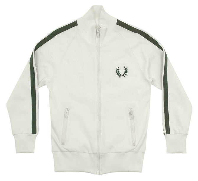 fred perry 2007 fallwinter collection
