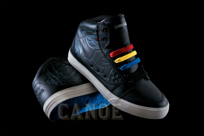 brook avenue x gravis lo down hi cut