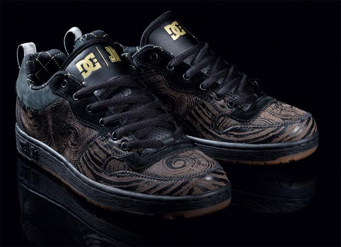 jb classics x dc shoes