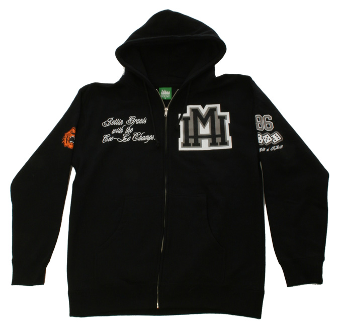 karmaloop x mighty healthy champion hoodies