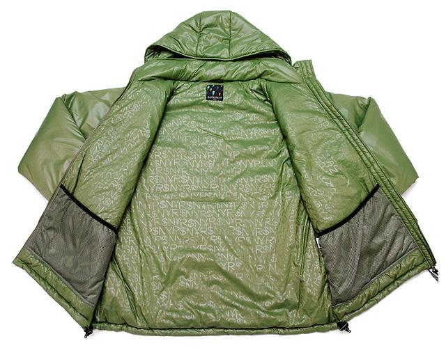 masterpiece x rocksmith lightweight jacket