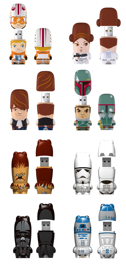 mimobot star wars series 2