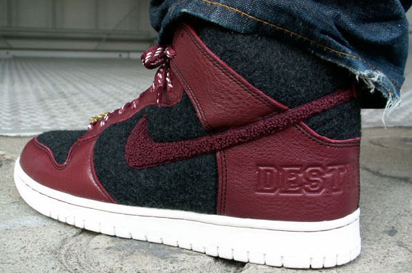 nike dunk high destroyers collection