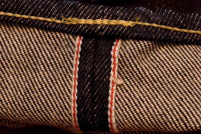 self edge x iron heart sexih03 cyclist denim jeans