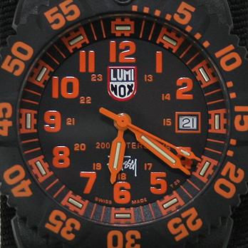 stussy x luminox evo navy seal watch