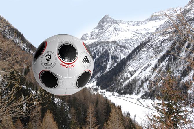 adidas europass ball official matchball euro 2008
