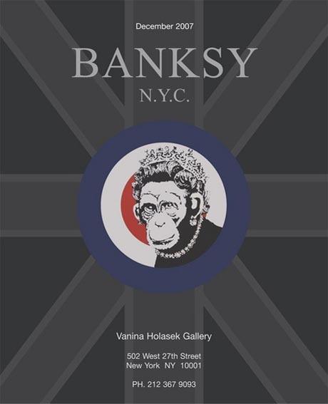 banksy nyc exhibition
