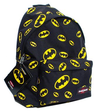 batman x kinetics x eastpak backpack