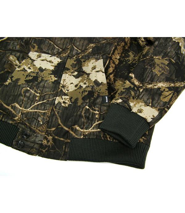 fuct woodland camo jacket