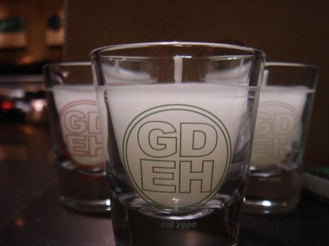 goodenough candle set