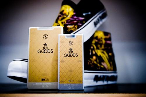 goods x zune