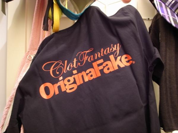 original fake x clot fantasy x shu qi tee