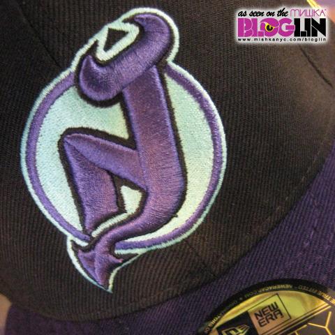 custom nhl new era fitted caps mishka